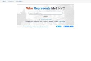 Screenshot of www.mygovnyc.org