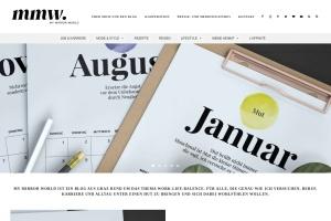 My Mirror World - Lifestyle und Business Style Blog aus Österreich