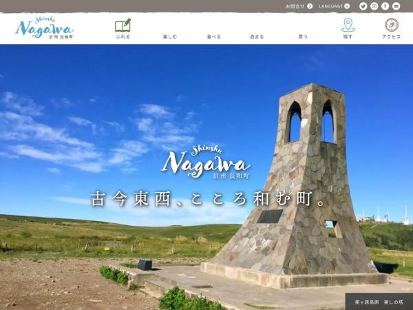 Screenshot of www.nagawa.info