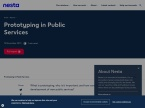 http://www.nesta.org.uk/publications/prototyping-public-services