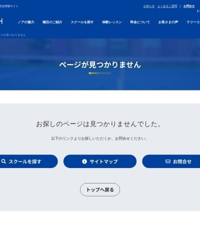 Screenshot of www.noahis.com