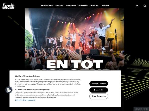 http://www.northseajazz.com