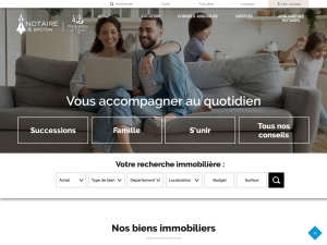 Conseil régional des notaires de Bretagne