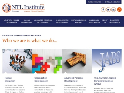 Screenshot of www.ntl.org