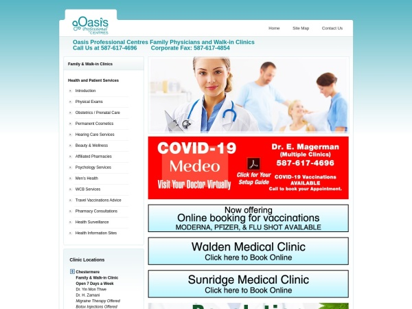 http://www.oasismedicalclinic.ca
