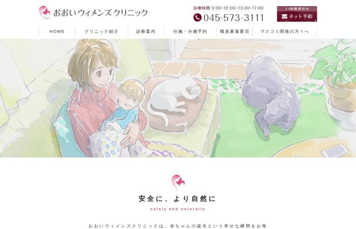 Screenshot of www.oi-wcl.com