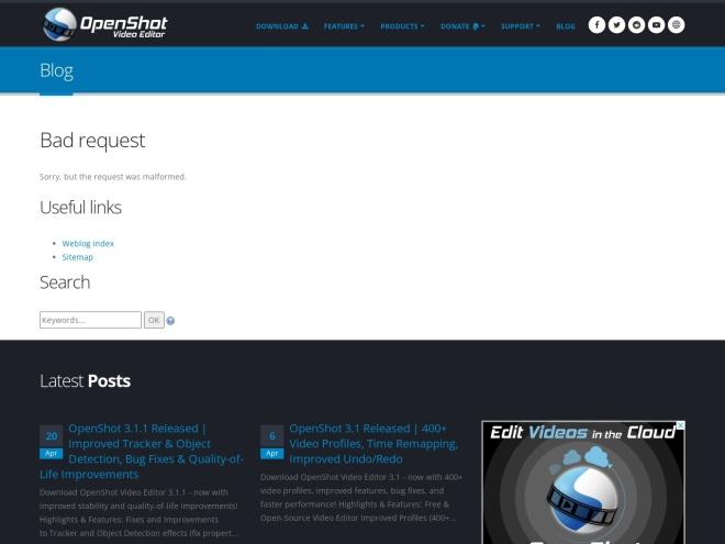 http://www.openshotvideo.com/