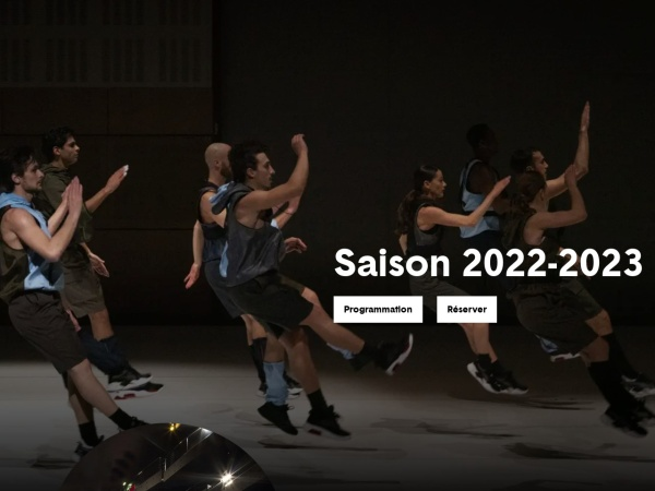 Screenshot of www.opera-lyon.com