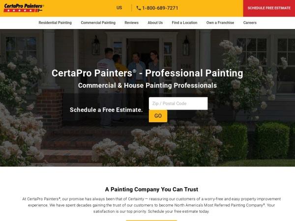 Screenshot of www.ownacertapro.com