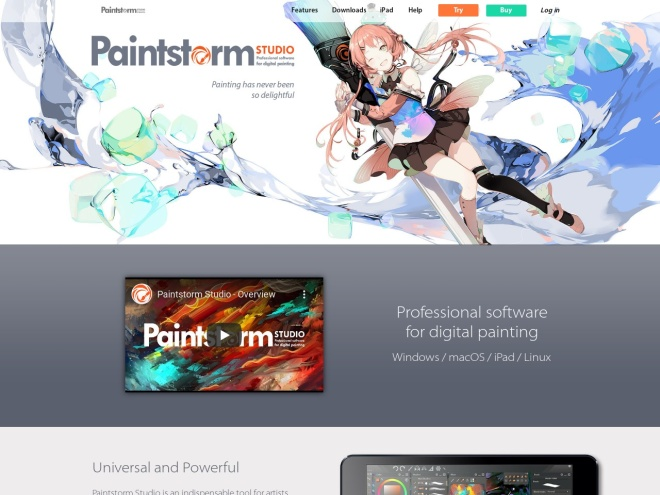 http://www.paintstormstudio.com/index.html