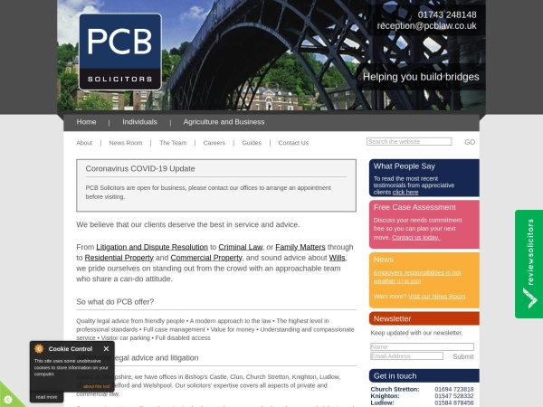 http://www.pcbsolicitors.co.uk