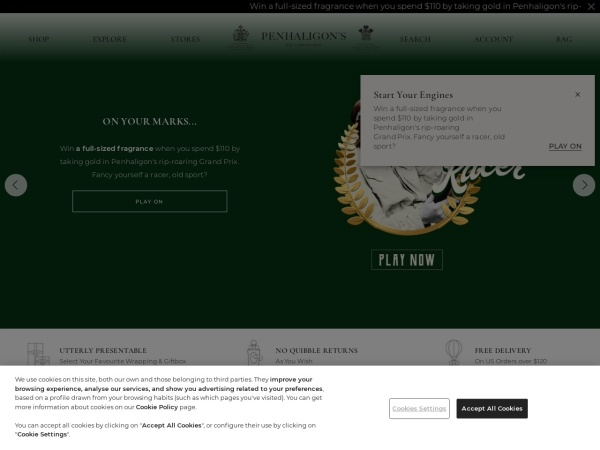 De 11 bedste skønhedsbutikker på nettet http%3A%2F%2Fwww.penhaligons.co