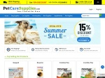 PetCareSupplies percent off coupon