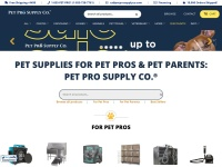 Pet Pro Supply Co Coupons