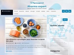 Parapharmacie en ligne Pharm Expert