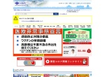 Screenshot of www.pref.osaka.lg.jp