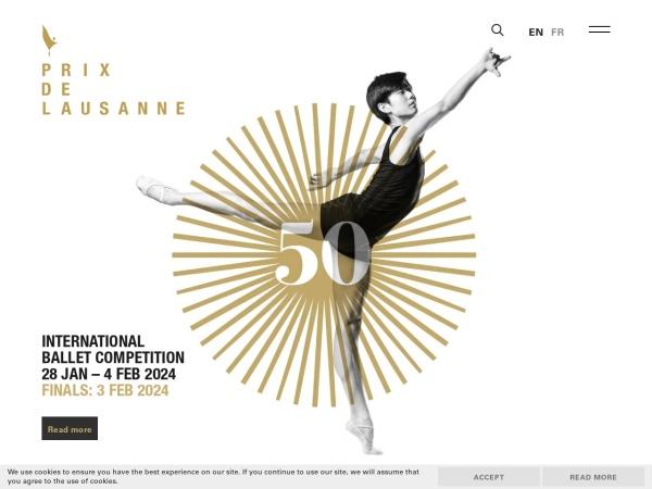 http://www.prixdelausanne.org/
