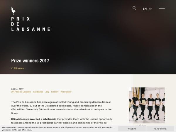 http://www.prixdelausanne.org/prize-winners-2017/
