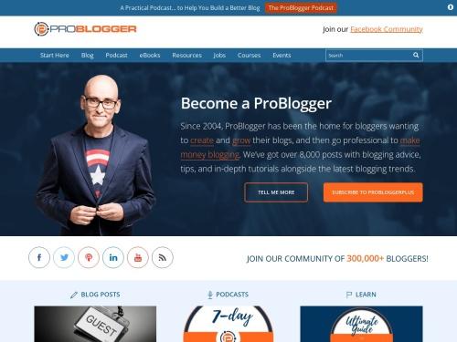 http://www.problogger.net/