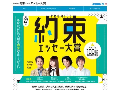 Screenshot of www.promise-essay.com