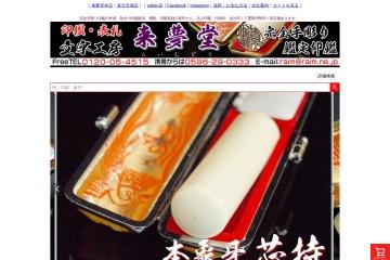 Screenshot of www.raim.ne.jp