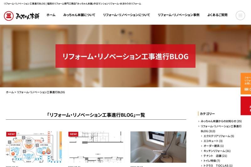 Screenshot of www.reform-mh.com