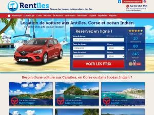 Réseau des loueurs indépendants des îles