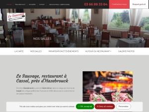 Le Sauvage, restaurant près d'Hazebrouck