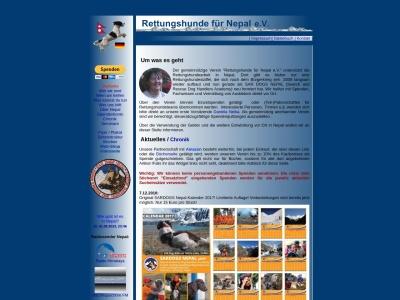 rettungshunde-nepal.de