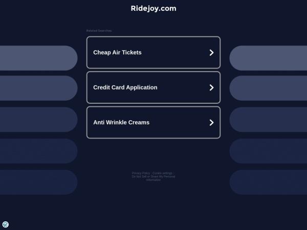 http://www.ridejoy.com/