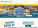 Rockler percent off coupon