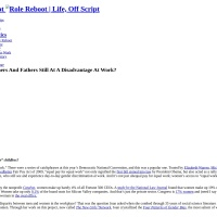 Screenshot of www.rolereboot.org