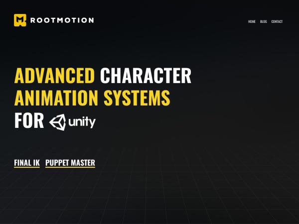 http://www.root-motion.com/