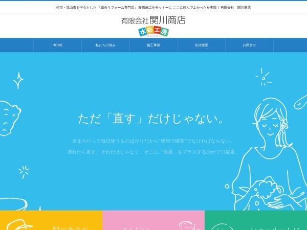 Screenshot of www.s-sekigawa.com