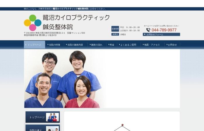 http://www.saginuma-chiro.com/