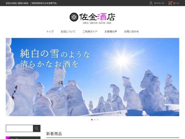 Screenshot of www.sakin21.com