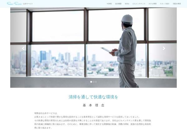 Screenshot of www.saneiservice.com