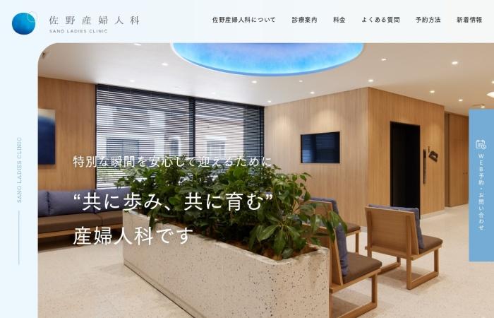 Screenshot of www.sanolc.com