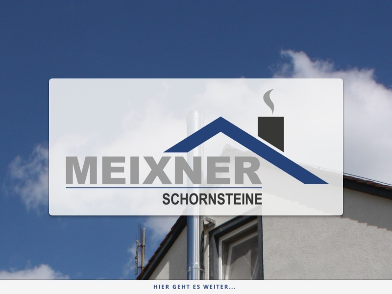 Screenshot of www.schornsteine-meixner.de