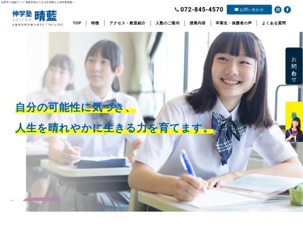 Screenshot of www.seiran-10sion.com