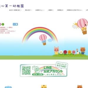 Screenshot of www.seishin-daiichi.jp