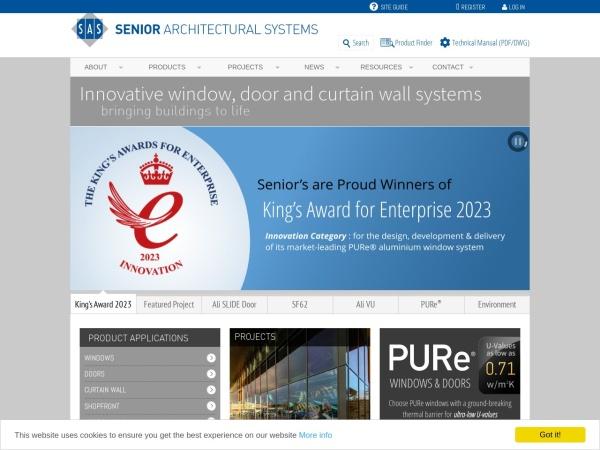 http://www.seniorarchitectural.co.uk/