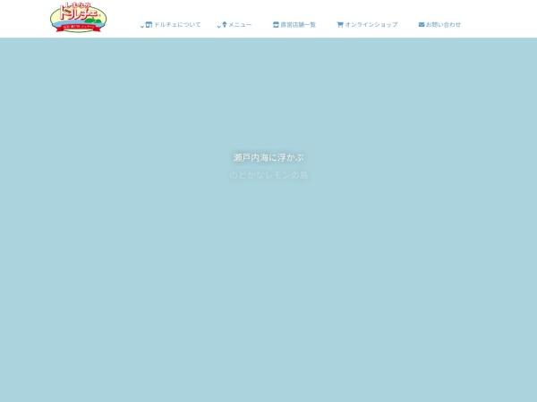 Screenshot of www.setoda-dolce.com