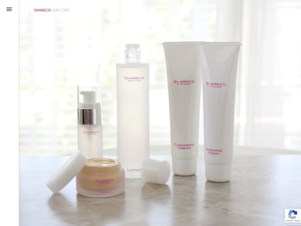 Screenshot of www.shareco.co.jp