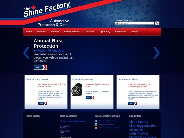 http://www.shinefactory.ca