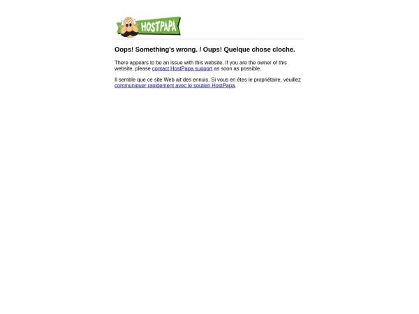 Screenshot of www.shinefactory.ca