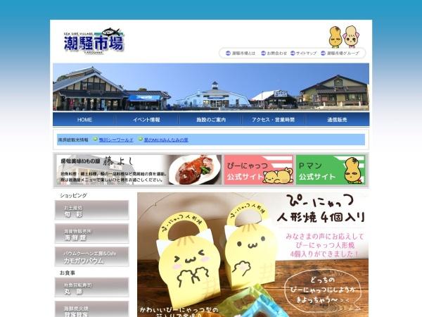 http://www.shiosaiichiba.co.jp
