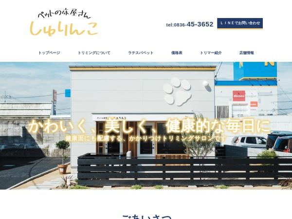 Screenshot of www.shurinco.com