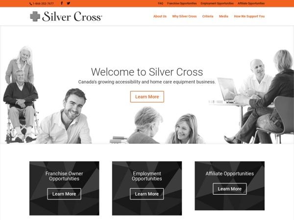 http://www.silvercrossfranchise.com