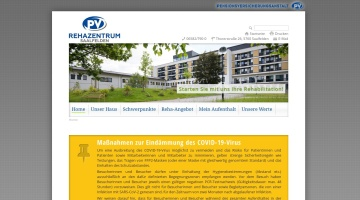 Screenshot of www.ska-saalfelden.at